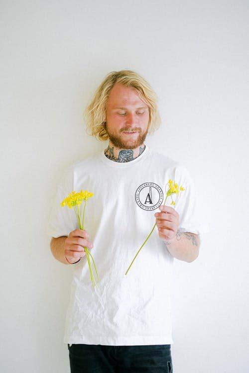 camiseta azucarera blanca estandar