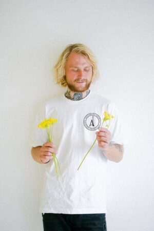 camiseta hombre azucarera